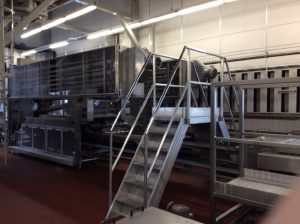 Used Mecatherm Double Baguette Line